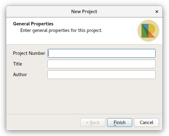"Implementing an in-house ""New Project Wizard"" for QGIS"