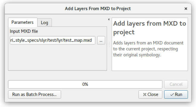 SLYR: the ESRI LYR and MXD to QGIS converter – North Road